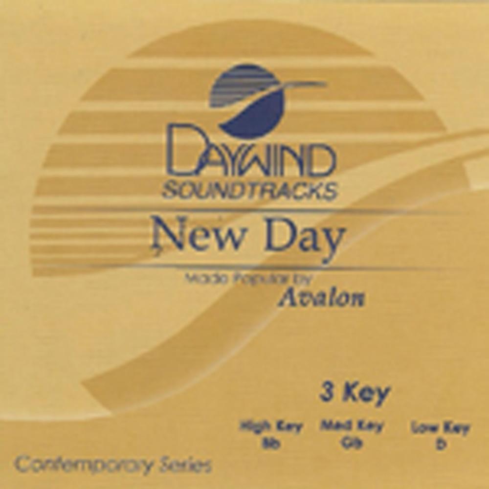 New Day Avalon Christian Accompaniment Tracks Daywind