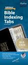 Tabbies for Old & New Testament (Gold Edge)