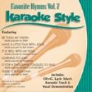 Karaoke Style: Favorite Hymns, Vol. 7