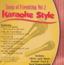Karaoke Style: Songs of Friendship, Vol. 2