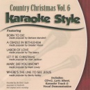 Karaoke Style: Country Christmas, Vol. 6