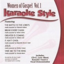 Karaoke Style: Women of Gospel, Vol. 1