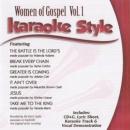 Karaoke Style: Women of Gospel, Vol. 1 image