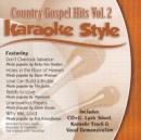 Karaoke Style: Country Gospel Hits, Vol. 2  image
