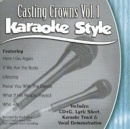 Karaoke Style: Casting Crowns, Vol. 1