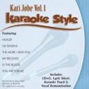 Karaoke Style: Kari Jobe, Vol. 1