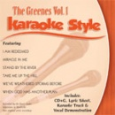 Karaoke Style: The Greenes, Vol. 1