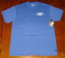 Duck Commander Logo Shirt: Royal Heather   Medium