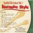 Karaoke Style: Soulful Christmas, Vol. 1