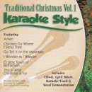 Karaoke Style: Traditional Christmas, Vol. 1