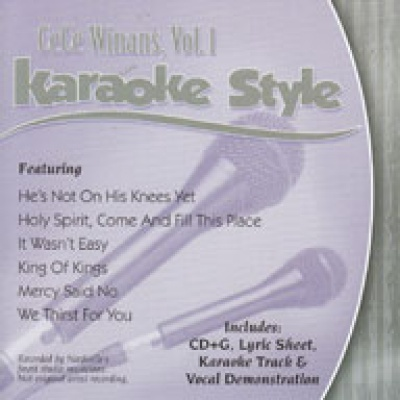 Karaoke Style: CeCe Winans, Vol. 1