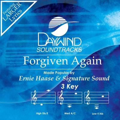 Forgiven Again