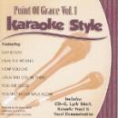 Karaoke Style: Point of Grace, Vol. 1