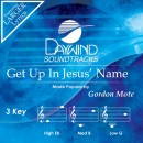 Get Up In Jesus' Name image