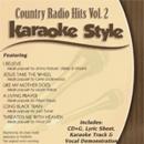 Karaoke Style: Country Radio Hits, Vol. 2