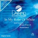 In My Robe of White