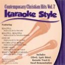 Karaoke Style: Contemporary Christian Hits, Vol. 7