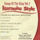 Karaoke Style: Songs of The King, Vol. 1